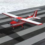 FSX Cessna 172SP Skyhawk Italian Firefighters Textures