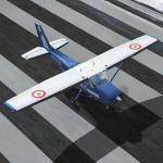 FSX C172SP Skyhawk Italian Police Textures
