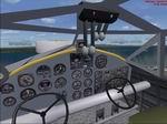 FS2004                   P2Y Ranger Panel & VC Update