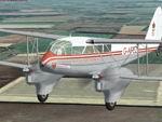 FS2002                   Dh89 Dragon Rapide.