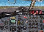 FS2002                   Panel--Boeing 727-200