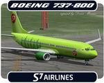 Boeing 737-800WL S7 Airlines
