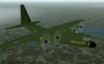 Updated                   Lockheed C-130E Hercules Svenska Flygvapnet Swedish Air Force.