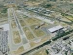 Santa Barbara Municipal Airport (KSBA), California (CA) hi-res photo scenery.