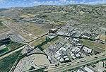 Santa Barbara Municipal Airport (KSBA), California (CA) hi-res photo scenery
