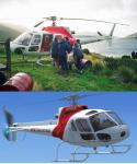 Historic Philips Search and Rescue Trust Helicopter As350 Textures