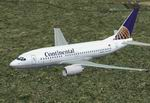 FS2004                   Boeing 737-700 Continental Airlines