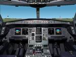 FS2002pro                   Jump seat Panel Airbus A340