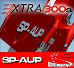 Extra 300s SP-AUP GA ZELAZNY HD Textures