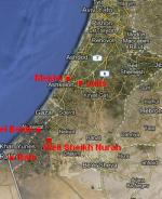 FSX Palestinian Authority Airfield Locator