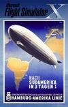 FSX                     Graf Zeppelin Old Poster Splashscreen