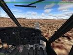 FS2004                   Bell 205 UH-1H Iroquois Las Vegas Metro Police-Rescue Air Unit-5.