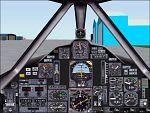 SR-71                   Blackbird panel for fs2000