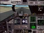 "Photorealistic                   Space Shuttle ""Chronos"" Cockpit Panel"