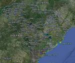 FSX South Carolina Airfield Locator
