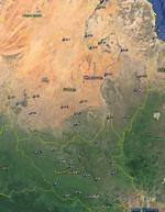 FSX Sudan Airfield Locator