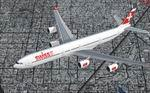 Airbus A340-600 Swiss Textures