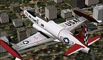 FS98/FS2000                   T-33A USAF Jet Trainer Version 2