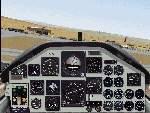 FS2000                   panel - Northrop T-38A Talon