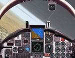 FS2000                   T38N Talon Instrument Panel.