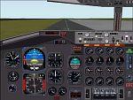 FS2000                   Boeing 707 panel