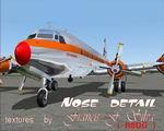 FS2004                   Vintage TAP National Airlines, Portugal.