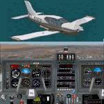 FS2004                   Socata TB-21TC Trinidad GT Package.