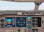 FS2000                   Boeing 747-400 Panel