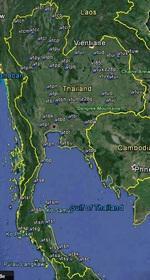 FSX Thailand Airfield Locator