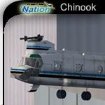 Boeing CH-47 Chinook FSN Package