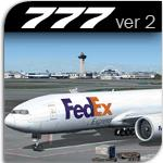 FedEx Boeing  777-200 Package