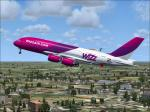 Airbus A380 Wizz Air Package
