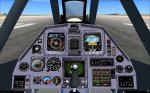FSX  Mig 37E Ferret updated