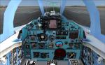 FSX Updates for three Sukhoi jet fighters
