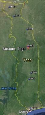 FSX Togo Airfield Locator