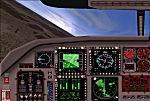 FS2004                   - Aeroworks TR-3B Stryker II
