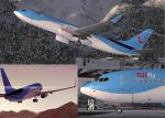 Boeing 737-800 TUIfly New Colors Package