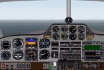 Volpar                   Turbo 18 (pressurized) All original Plane/Panel package