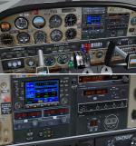 Piper Turbo Arrow III FSXCC Package