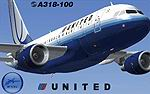 FS2004                   IFDG A318-100 CFM United Airlines.