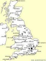 FSX United Kingdom Airfield Locator