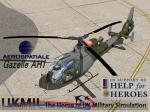 UKMIL FSX Gazelle AH1 Package