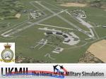 FSX UKMIL RAF Lossiemouth