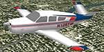 FS2000                   Beechcraft Bonanza V35B