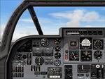 FS2004                   de Havilland Vampire T.11/T.55 Panel