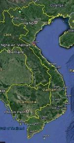 FSX Vietnam Airfield Locator