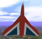AVRO             VULCAN XH558 'SPIRIT OF BRITAIN' DISPLAY FLIGHT
