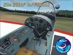 FS2002                   Zlin Z-526F Second Edition