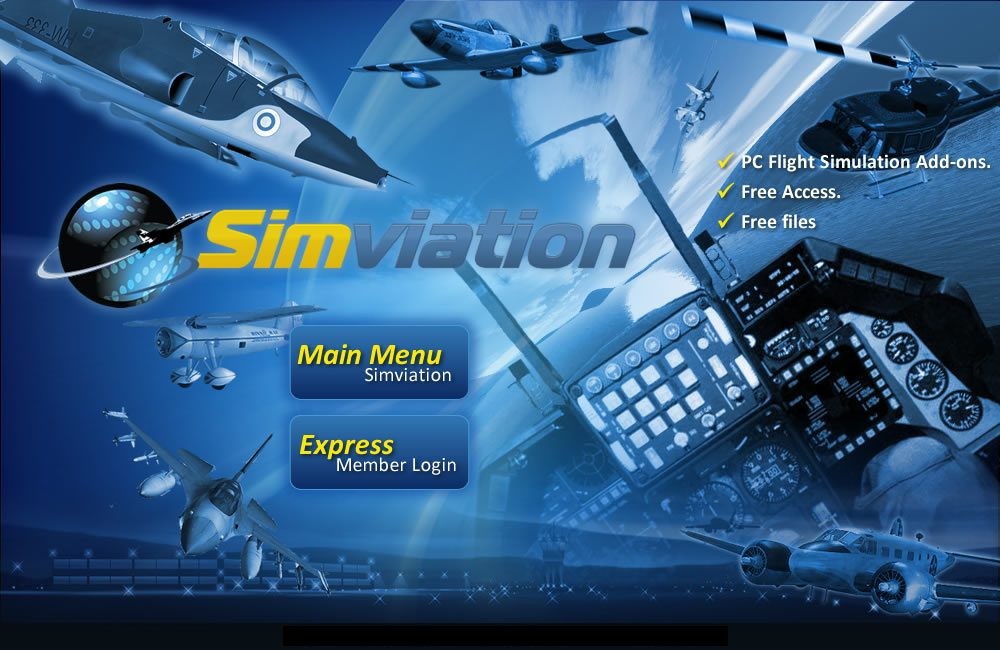 Simviation - The World's Capital for Flight Simulator
