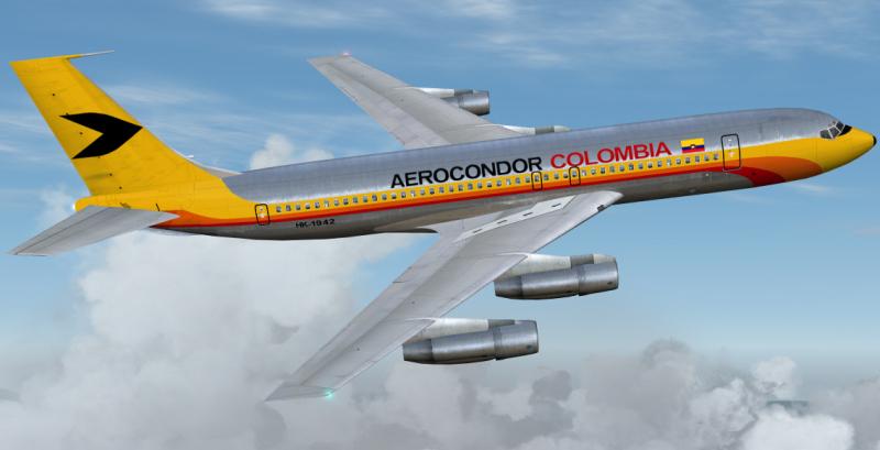 Hjg Boeing 707